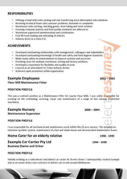 best resume writing services australia reviews