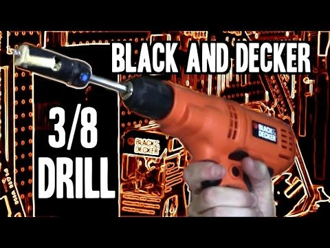 black and decker dr260c review