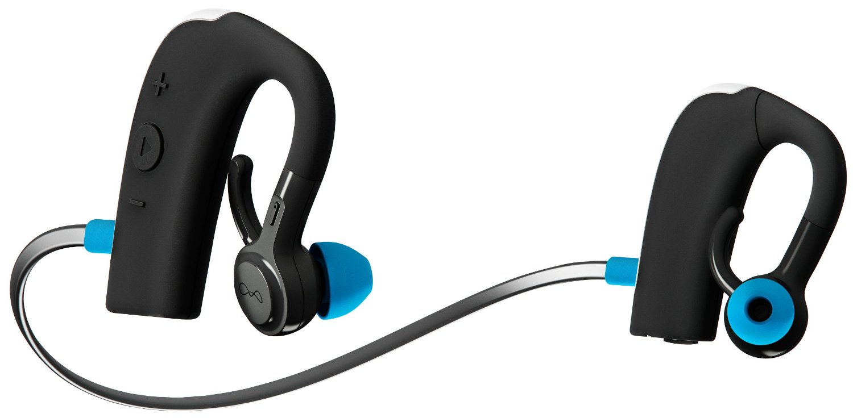 blueant pump hd wireless bluetooth waterproof headphones review