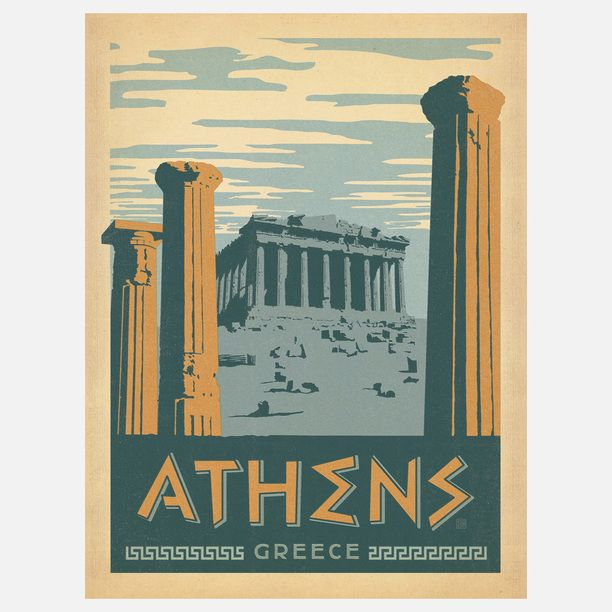 cartes postales from greece review