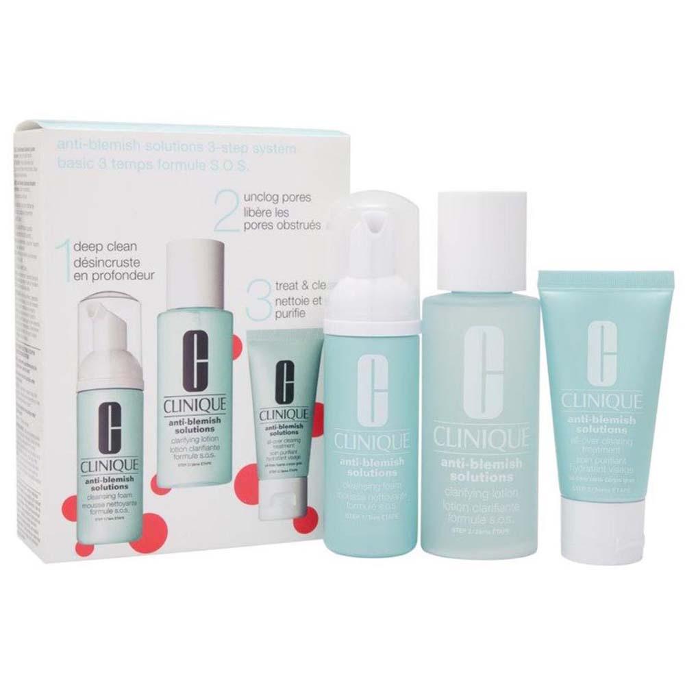 clinique anti blemish 3 step review