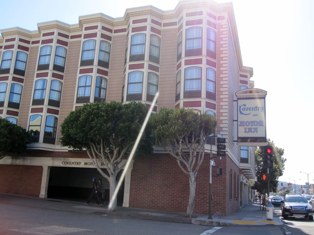 coventry inn san francisco reviews