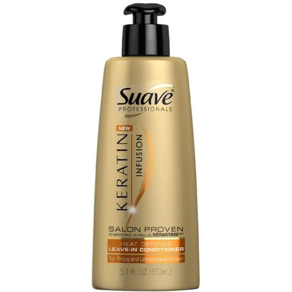 suave professionals keratin infusion reviews