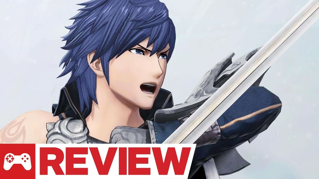 fire emblem warriors 3ds review