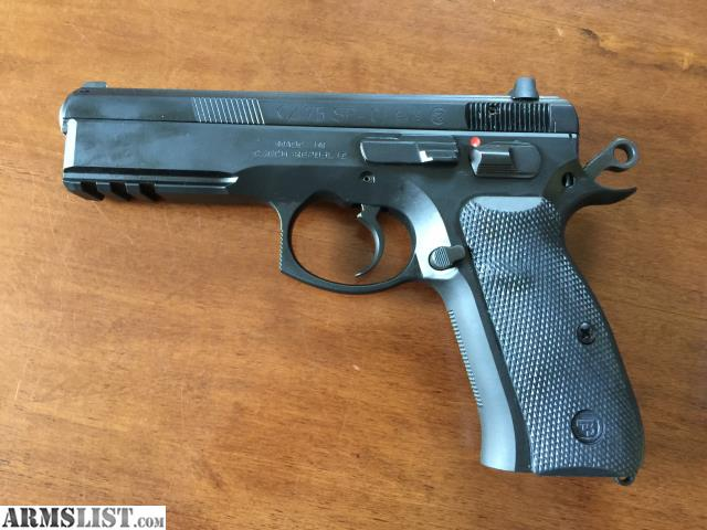 cz 75 sp 01 review 2016
