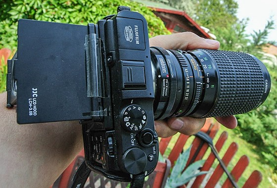 canon fd 200mm f4 review