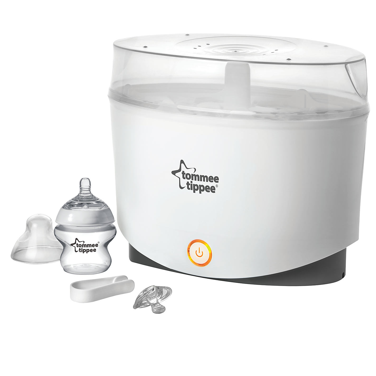 tommee tippee closer to nature electric steam sterilizer review
