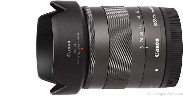 ef m 18 55mm review