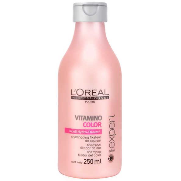 loreal vitamino color shampoo review