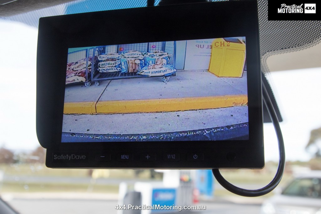 safety dave reversing camera review