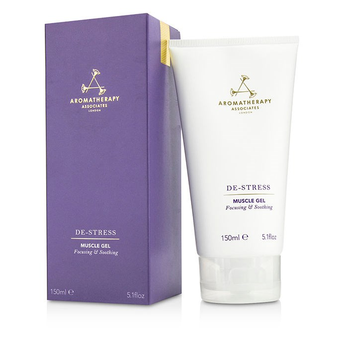 aromatherapy associates muscle gel review