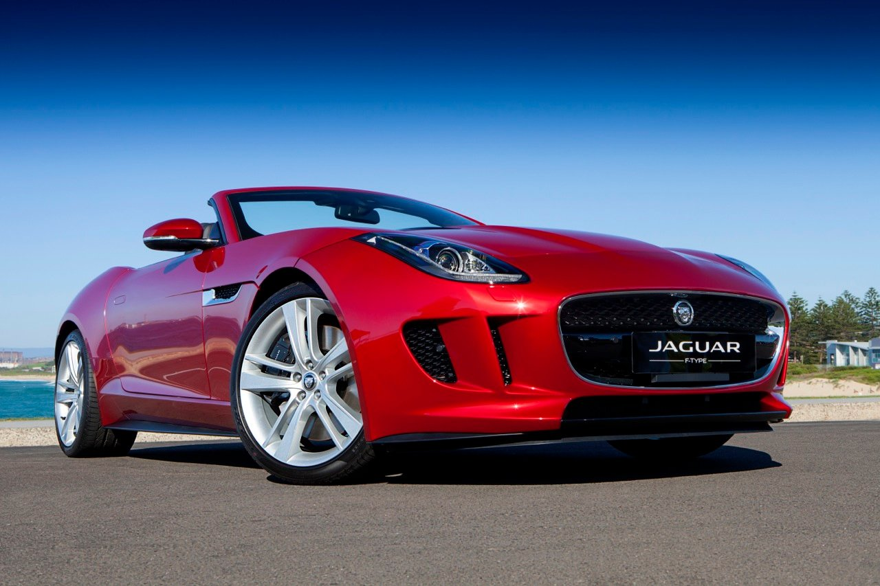 jaguar f type review australia