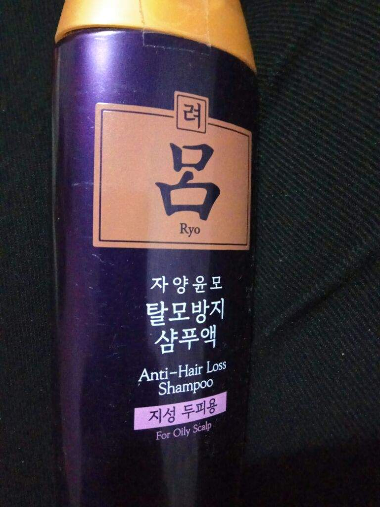 anti hair loss shampoo review