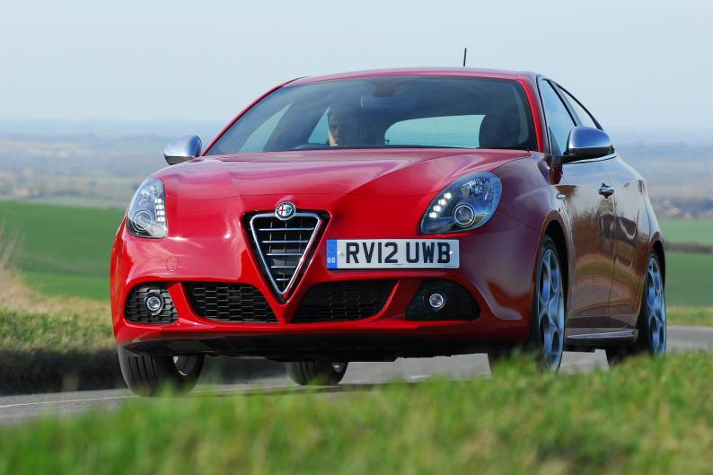 used alfa romeo 159 review