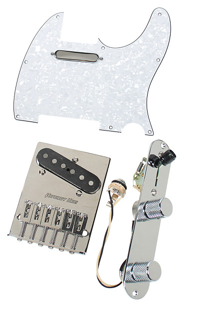 fender custom shop texas special telecaster pickups review