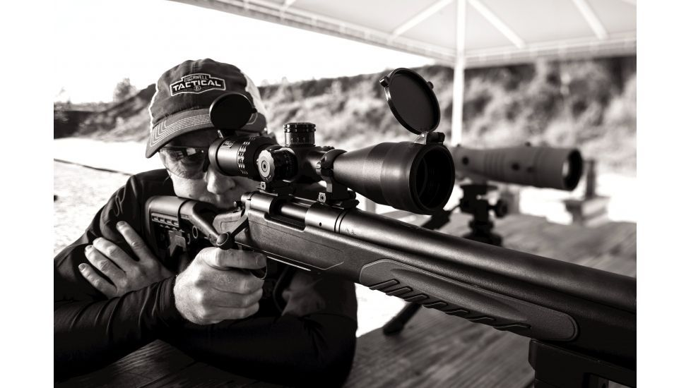 bushnell ar optics 4.5 18x40mm 308 review