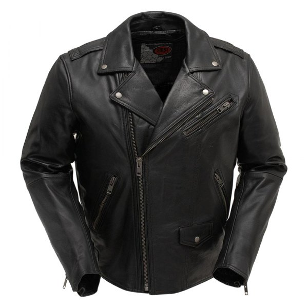 first manufacturing leather jacket review