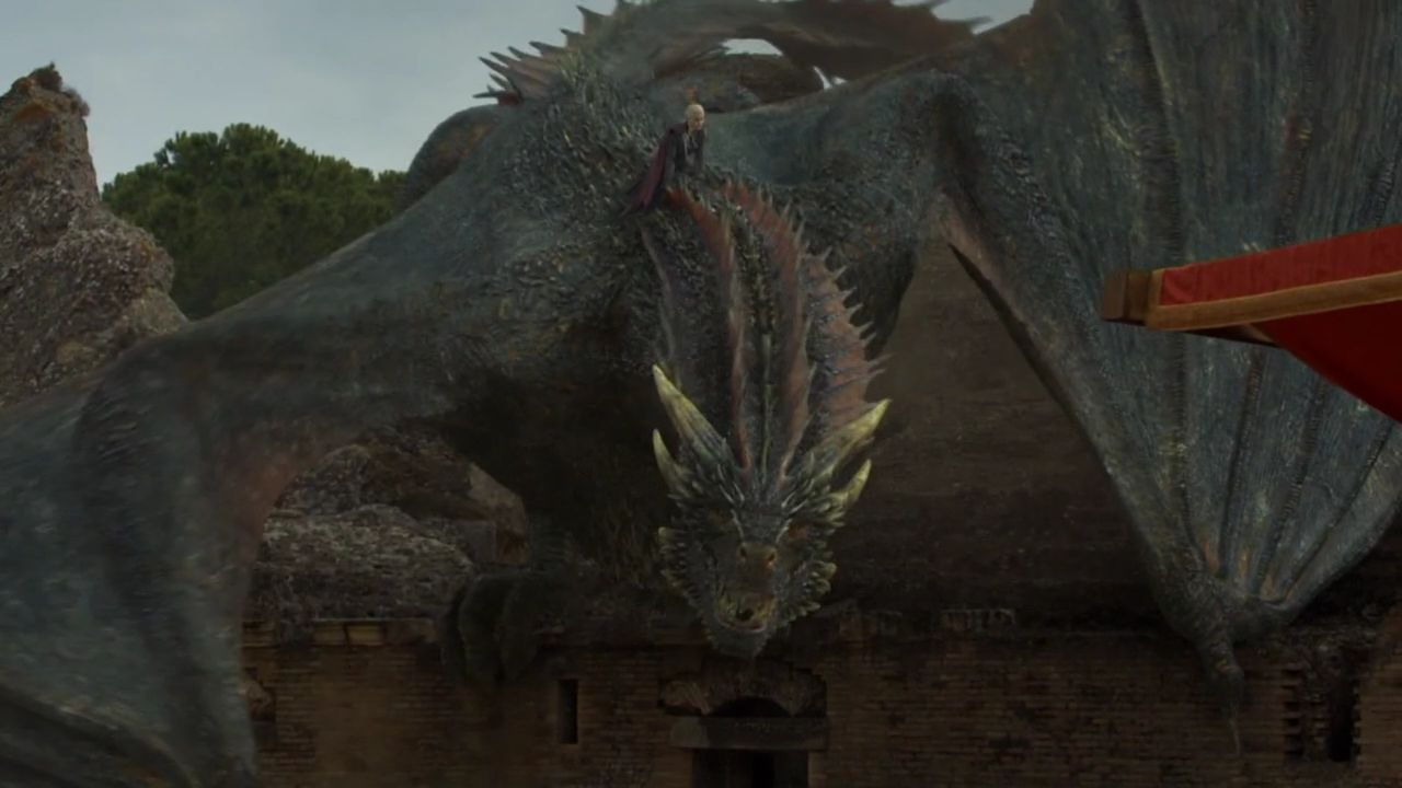 game of thrones the dragon and the wolf review