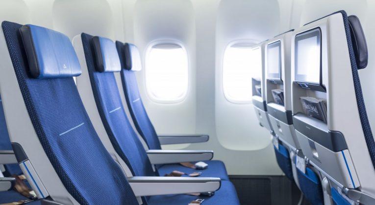 klm economy comfort seat review