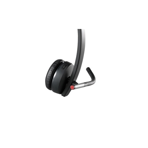 logitech wireless headset dual h820e review