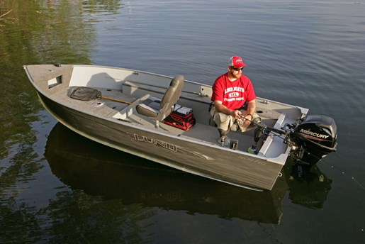 lund fury 1600 tiller review