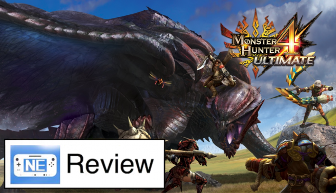monster hunter 3 ultimate 3ds review