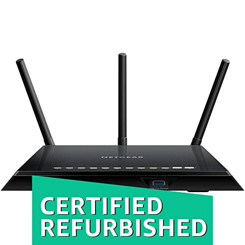 nighthawk ac1750 smart wifi router review