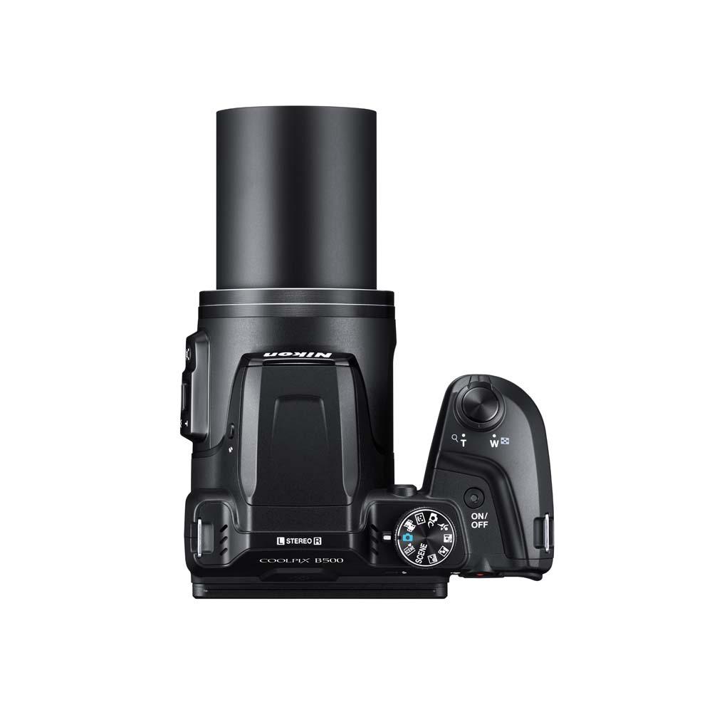nikon coolpix b500 digital camera black review