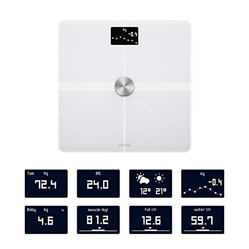 nokia body body composition wifi scale review
