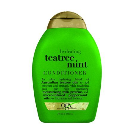ogx teatree mint conditioner review