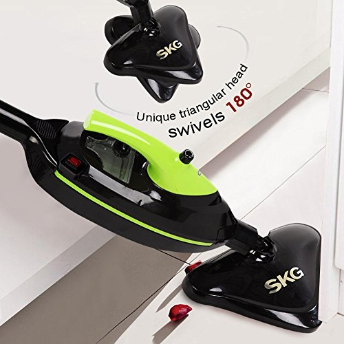 onix 1500w steam mop review