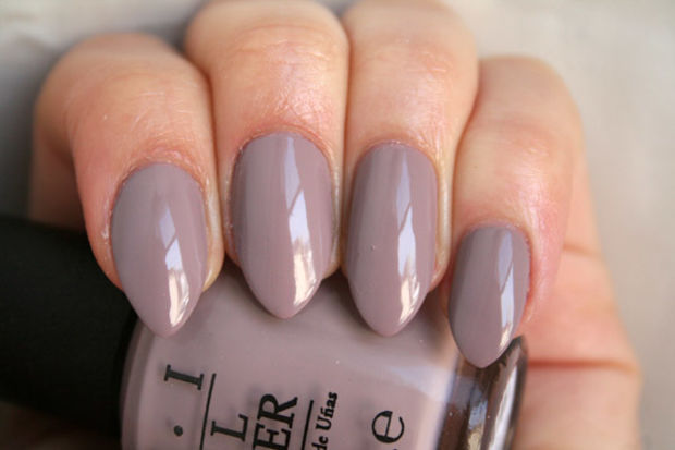 opi taupe less beach review