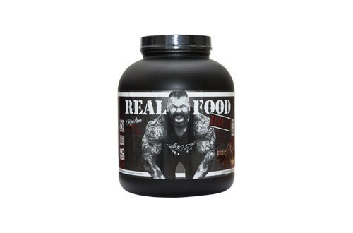 rich piana 5 nutrition real food review
