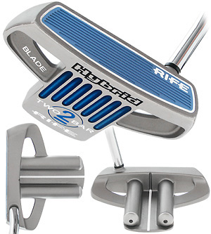 rife 2 bar blade putter review