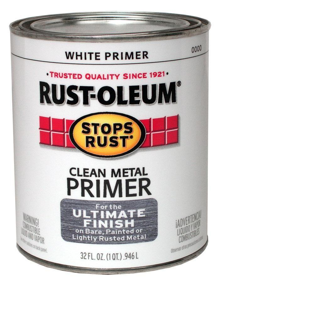 rust oleum clean metal primer review