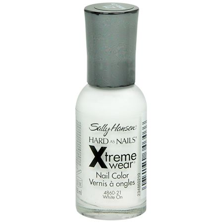sally hansen white on review