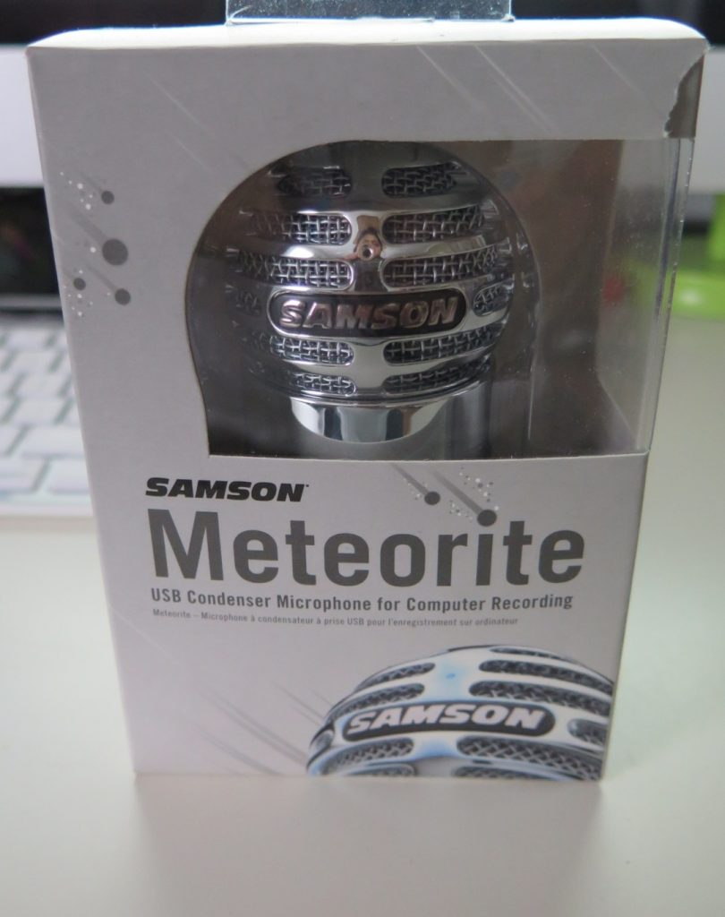 samson meteor usb microphone review