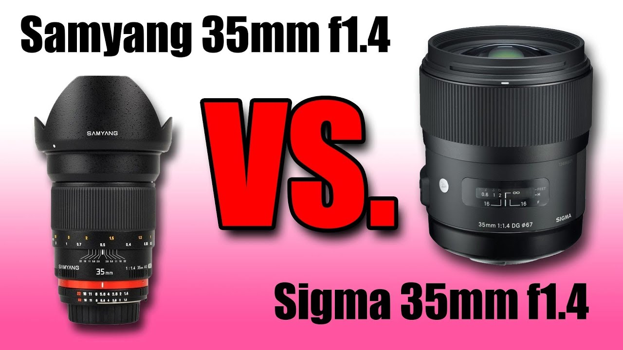 samyang 35mm f1 4 canon review