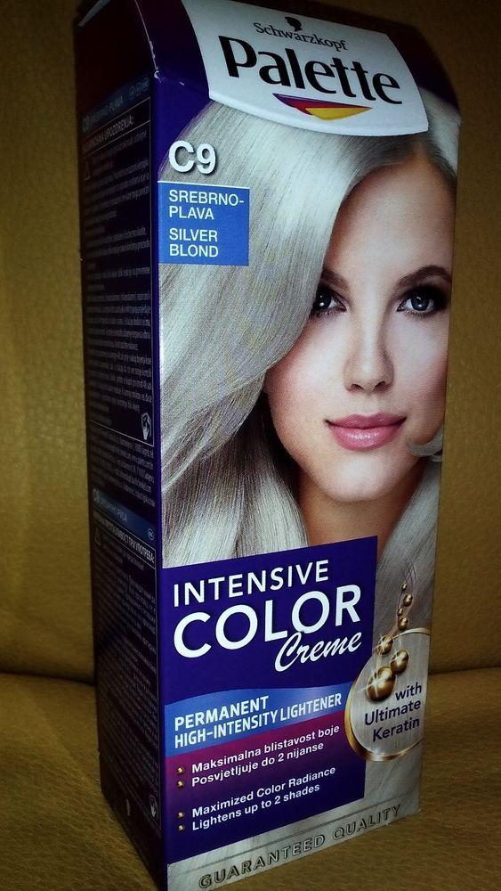 schwarzkopf blonde hair dye review
