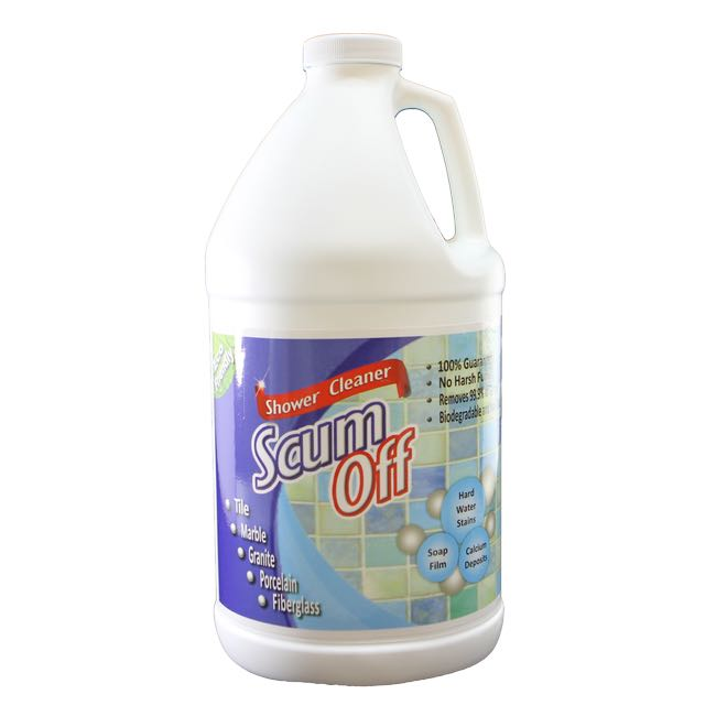 scum off shower cleaner reviews