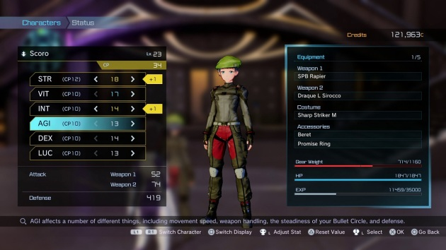sword art online ps4 fatal bullet review