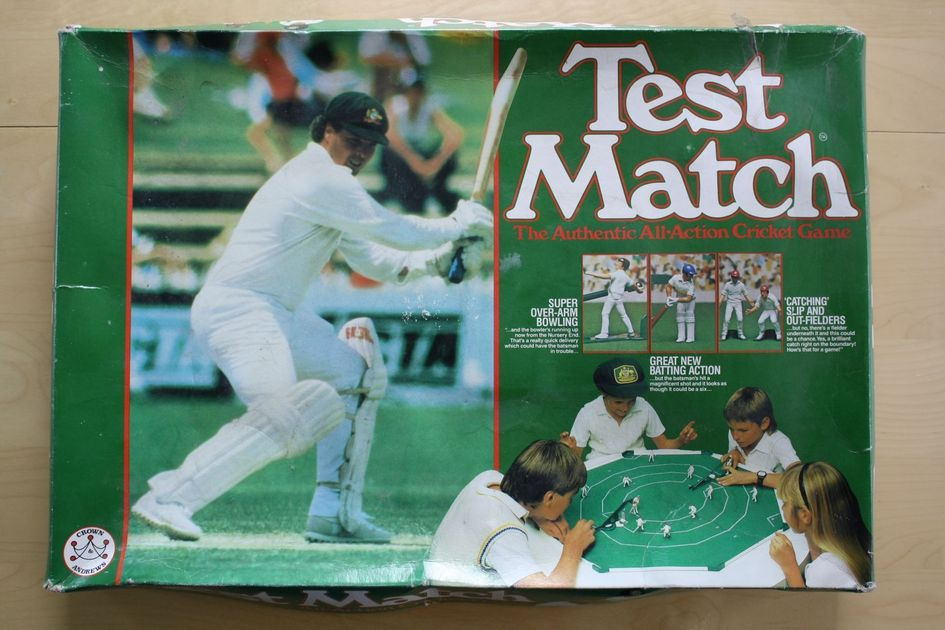 test match board game review