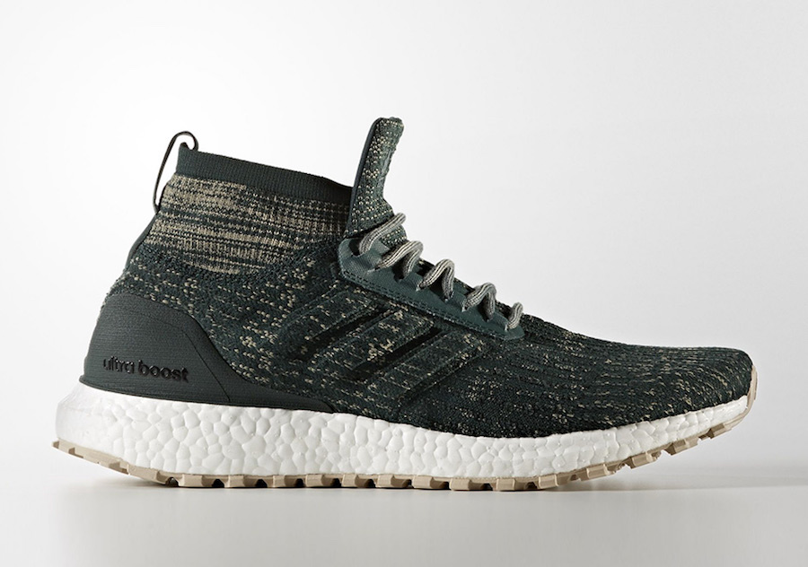 ultra boost trace olive review