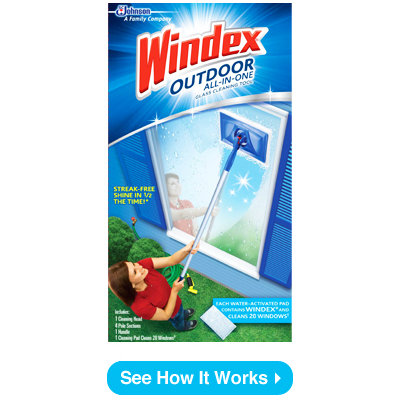 windex outdoor window cleaner reviews
