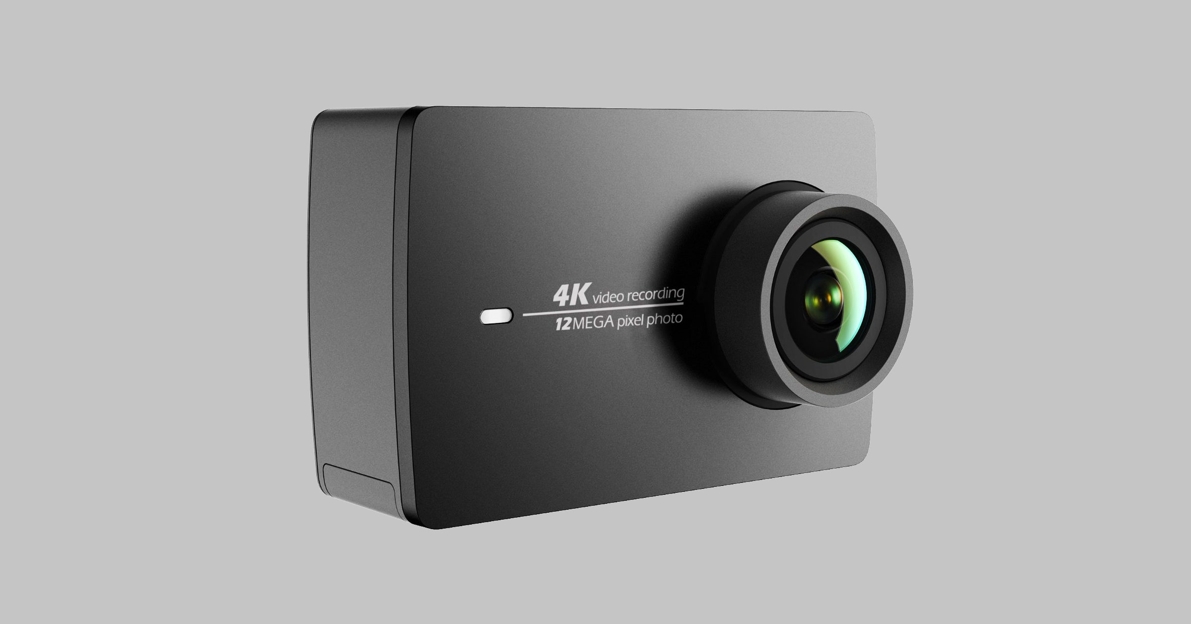 y1 4k action camera review