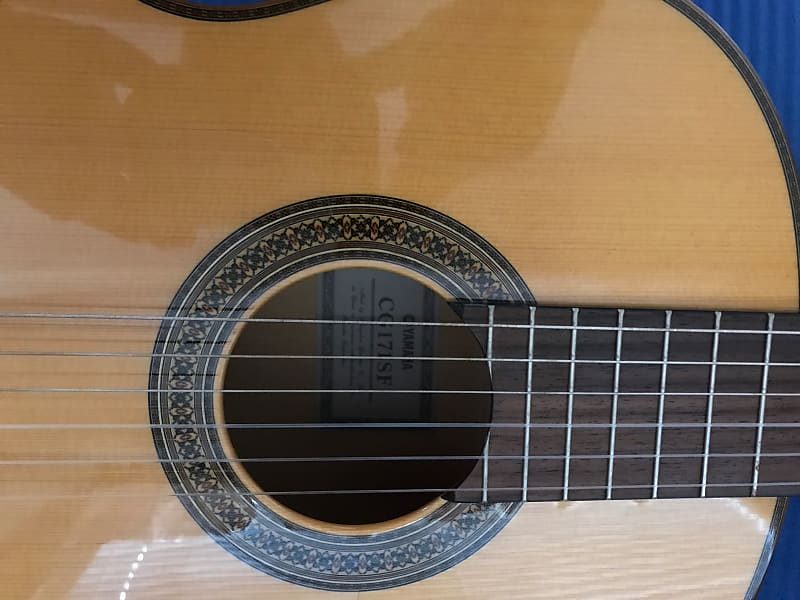 yamaha cg171sf flamenco guitar review