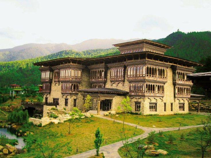zhiwa ling hotel paro reviews